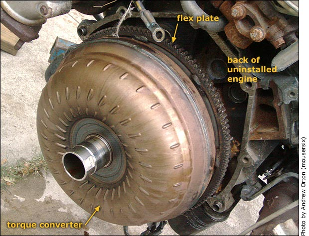 Engine Removal - The Ranger Station Forums